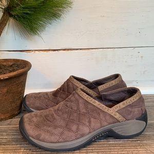 Merrell Moc Encore Women's Slip On Loafer Shoe